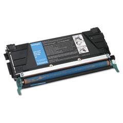 LEXC5222CS - Lexmark C5222CS Toner, 3000 Page-Yield, Cyan