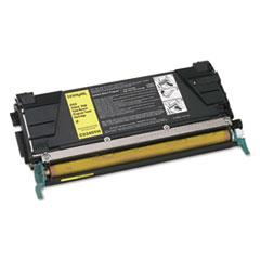 LEXC5240YH - Lexmark C5240YH High-Yield Toner, 5000 Page-Yield, Yellow