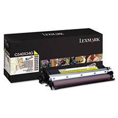 LEXC540X34G - Lexmark C540X34G Developer Unit, Yellow
