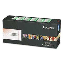 LEXC734A4KG - Lexmark C734A4KG Toner, Return Program, 5000 Page-Yield, Black