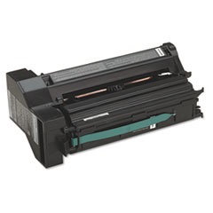 LEXC7720KX - Lexmark C7720KX Extra High-Yield Toner, 15000 Page-Yield, Black