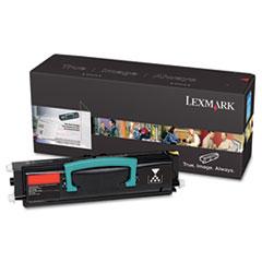 LEXE450H41G - Lexmark E450H41G High-Yield Toner, 11000 Page-Yield, Black