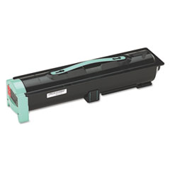 LEXW84020H - Lexmark W84020H High-Yield Toner, 6000 Page-Yield, Black