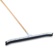 LIB954 - Libman - 36 Curved Floor Squeegee With Handle