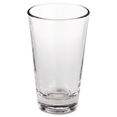 LIB15141 - Restaurant Basics Drinking Glasses With DuraTuff