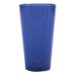 LIB171B - Cobalt Blue Cooler Glasses