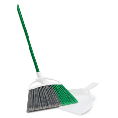 LIB212 - Libman - Extra Large Precision Angle® 15W Broom with Dust Pan