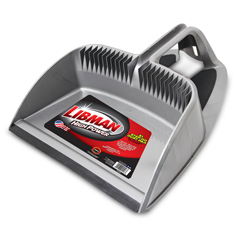 LIB2126 - Libman - 16 Industrial Step-On Dust Pan