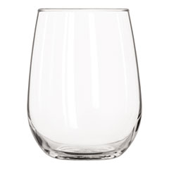 LIB221 - Stemless Wine Glasses