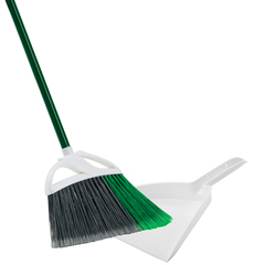 LIB248 - LibmanLarge Precision Angle® 13W Broom with Dust Pan