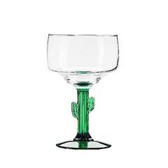 LIB3619JS - Cactus Margarita Glasses