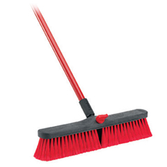 LIB804 - Libman18 Inch Multi-Surface Push Brooms