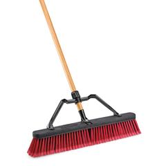 LIB827G - Libman - 24 Multi-Surface Industrial Push Broom