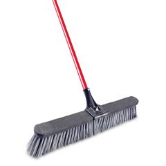 LIB879 - Libman24 Inch Rough Surface Push Brooms