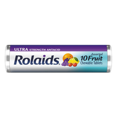 LILR10049 - Rolaids® Ultra Strength Antacid Chewable Tablets