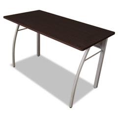 LITTR733MOC - Linea Italia® Trento Line Rectangular Desk