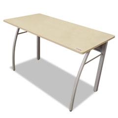 LITTR733OAT - Linea Italia® Trento Line Rectangular Desk