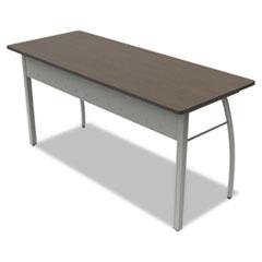LITTR742MOC - Linea Italia® Trento Line Rectangular Desk