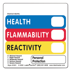 LMTAV501 - LabelMaster® Warehouse Self-Adhesive Labels