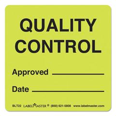 LMTBLT22 - LabelMaster® Warehouse Self-Adhesive Labels
