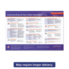 LMTGHISTRNPST2 - LabelMaster® GHS Training Poster for SDS