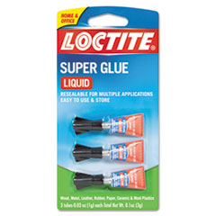 LOC1710908 - Loctite® Super Glue 3-Pack