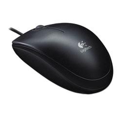 LOG910001439 - Logitech® B100 Optical USB Mouse