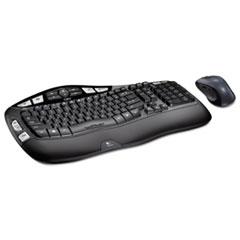 LOG920002555 - Logitech® Wireless Wave Combo MK550