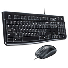LOG920002565 - Logitech® Wired Desktop MK120