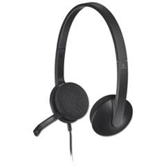 LOG981000507 - Logitech® H340 Corded Headset
