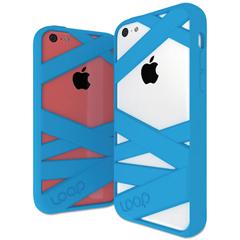 LOOLOOP6CYAN - Loop iPhone® Mummy Case