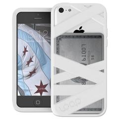 LOOLOOP6WHT - Loop iPhone® Mummy Case