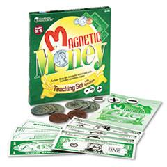 LRNLER0080 - Learning Resources® Magnetic Money