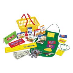 LRNLER2646 - Learning Resources® Pretend Play Supermarket Set