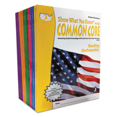 LRZNA3000 - Show What You Know® Common Core Assessment Reference Kit