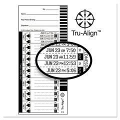 LTH16100 - Lathem® Time Time Cards