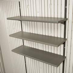 LTM0130 - Lifetime Products3-Piece Shelf Kit
