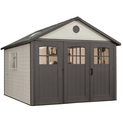 LTM60026 - Lifetime Products11x21 Shed