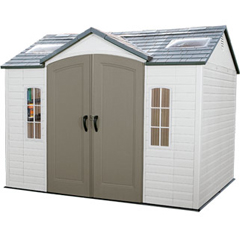 LTM60005 - Lifetime Products10x8 Garden Shed
