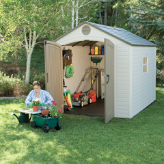 LTMBMS815 - Lifetime ProductsSentinel 8 x 15 Shed