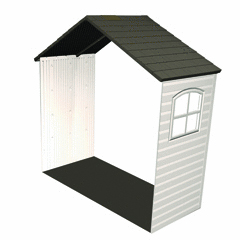 LTM6424 - Lifetime Products2.5 Extension Kit for 8 Sheds with One Window