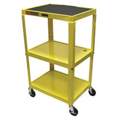 LUXAVJ42-YW - LuxorDuraweld Adjustable Height Table