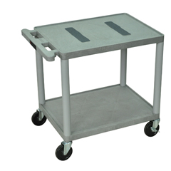 LUXLE27-G - LuxorEndura Video Equipment Table