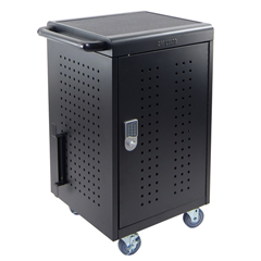 LUXLLTM30-B-KP - Luxor16 Tablet/Chromebook Computer Charging Cart