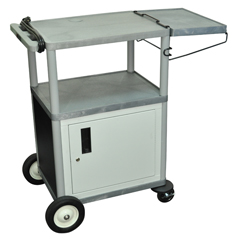 LUXSCB30C-G - LuxorBussing & Serving Cart