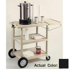 LUXSCB30-B - LuxorBussing & Serving Cart