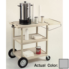 LUXSCB30-G - LuxorBussing & Serving Cart