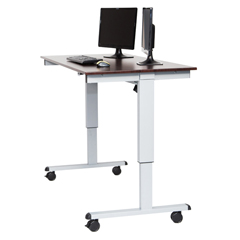 LUXSTANDE-60-AG-DW - LuxorElectric Standing Desk