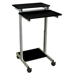 LUXSTANDUP-24-B - LuxorStand Up Desk