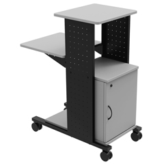 LUXWPS4C - Luxor40 Mobile Presentation Station- Cabinet